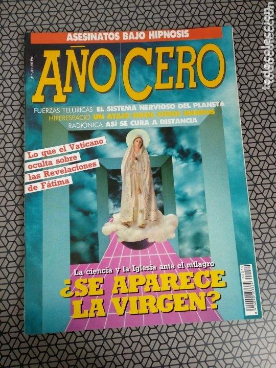 Coleccionismo de Revistas y Periódicos: Lote 28 revistas Año Cero - Foto 13 - 174027804