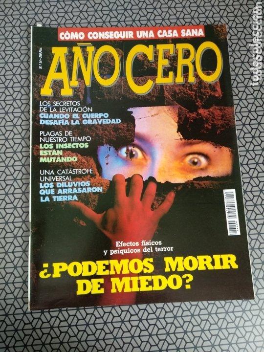 Coleccionismo de Revistas y Periódicos: Lote 28 revistas Año Cero - Foto 14 - 174027804