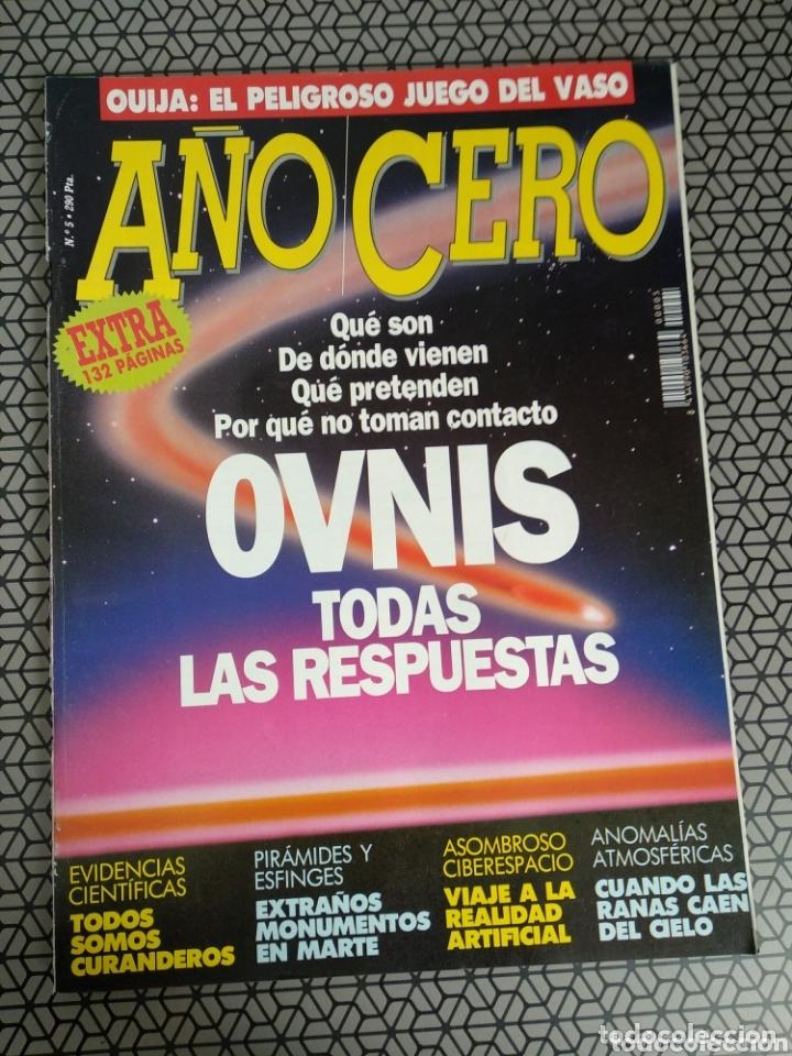 Coleccionismo de Revistas y Periódicos: Lote 28 revistas Año Cero - Foto 16 - 174027804