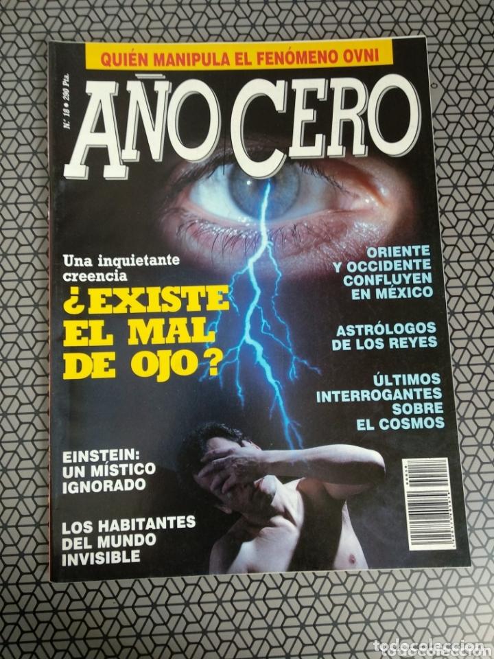 Coleccionismo de Revistas y Periódicos: Lote 28 revistas Año Cero - Foto 17 - 174027804