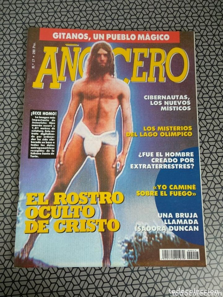 Coleccionismo de Revistas y Periódicos: Lote 28 revistas Año Cero - Foto 19 - 174027804