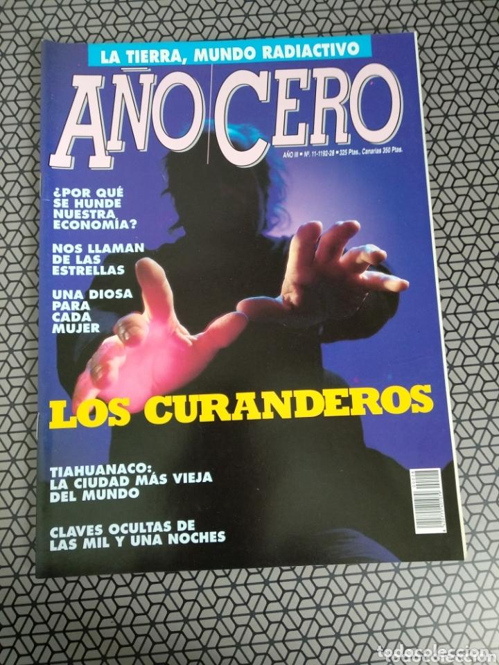 Coleccionismo de Revistas y Periódicos: Lote 28 revistas Año Cero - Foto 21 - 174027804