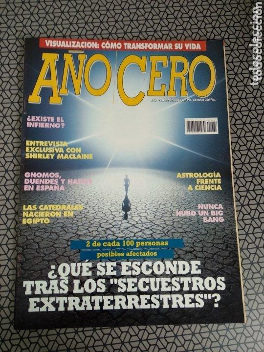 Coleccionismo de Revistas y Periódicos: Lote 28 revistas Año Cero - Foto 22 - 174027804