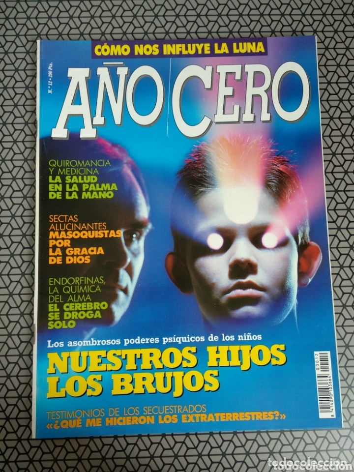 Coleccionismo de Revistas y Periódicos: Lote 28 revistas Año Cero - Foto 23 - 174027804