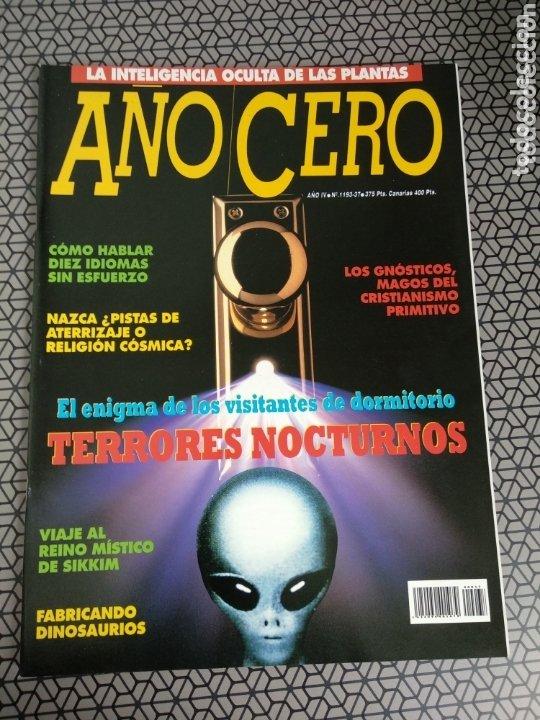 Coleccionismo de Revistas y Periódicos: Lote 28 revistas Año Cero - Foto 25 - 174027804