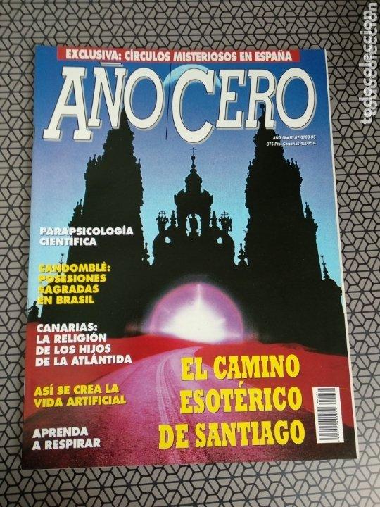 Coleccionismo de Revistas y Periódicos: Lote 28 revistas Año Cero - Foto 27 - 174027804