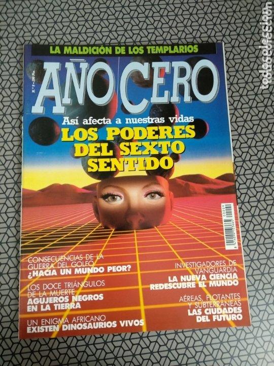 Coleccionismo de Revistas y Periódicos: Lote 28 revistas Año Cero - Foto 28 - 174027804