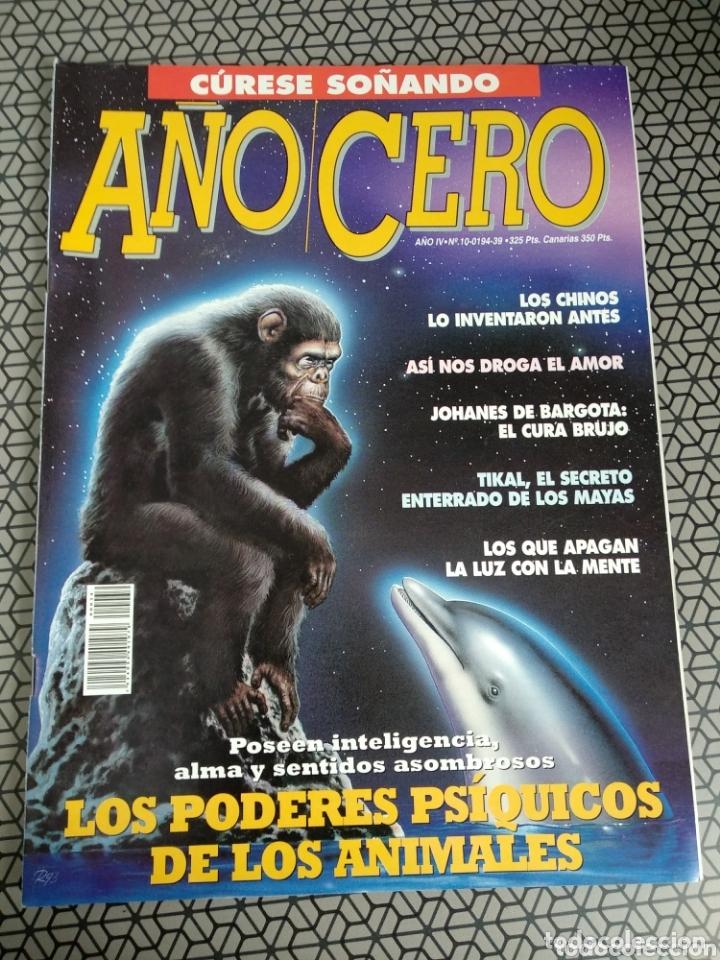Coleccionismo de Revistas y Periódicos: Lote 28 revistas Año Cero - Foto 2 - 174027804