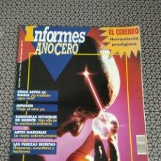 Coleccionismo de Revistas y Periódicos: REVISTA INFORMES AÑO CERO 1993. Lote 174028557