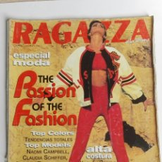 Coleccionismo de Revistas y Periódicos: REVISTA RAGAZZA Nº 24 OCTUBRE 1991. Lote 174064498