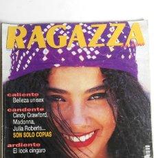 Coleccionismo de Revistas y Periódicos: REVISTA RAGAZZA Nº 21 JULIO 1991. Lote 174064939