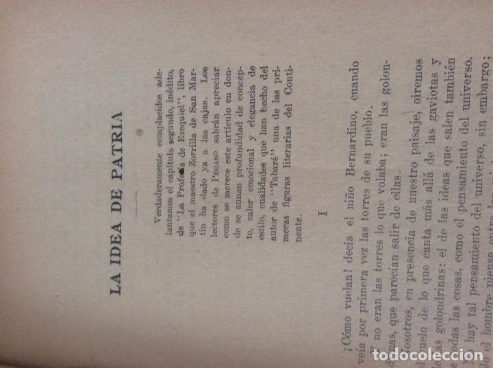 Coleccionismo de Revistas y Periódicos: 1920 Revista Pegaso - Foto 3 - 174070803