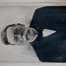 Coleccionismo de Revistas y Periódicos: HOJA REVISTA ORIGINAL CIRCA 1915. RETRATO DRAMATURGO CATALAN, ANGEL GUIMERÀ. Lote 174072628