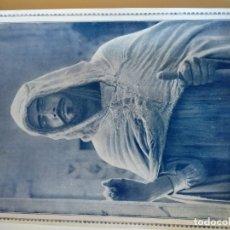 Coleccionismo de Revistas y Periódicos: HOJA REVISTA ORIGINAL CIRCA 1915. TIPOS AFRICANOS, MENDIGO DE TUNEZ. Lote 174073083