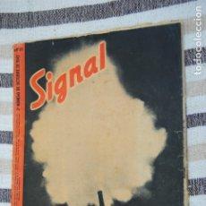 Coleccionismo de Revistas y Periódicos: REVISTA SIGNAL. S20. OCTUBRE 1942. Lote 174083435
