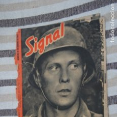 Coleccionismo de Revistas y Periódicos: REVISTA SIGNAL. S24. DESEMBRE 1942. Lote 174083520