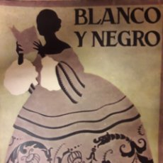 Coleccionismo de Revistas y Periódicos: ANTIGUA REVISTA BLANCO Y NEGRO DE 1924. Lote 174103055