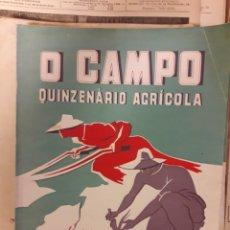 Coleccionismo de Revistas y Periódicos: O CAMPO REVISTA QUINZENARIO ANTIGUA. Lote 174105328