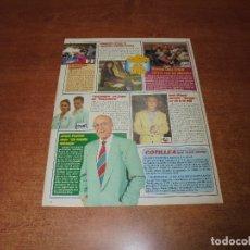Coleccionismo de Revistas y Periódicos: CLIPPING 1994: ALEJANDRA GREPI. JESÚS PUENTE. JOSÉ MIGUEL GARZÓN. MYRIAM DÍAZ AROCA.. Lote 174110115