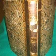 Coleccionismo de Revistas y Periódicos: MUSEO DE LAS FAMILIAS. DIRIGIDO POR MELLADO. AÑO DECIMOO CTAVO 1860.NUMEROSOS GRABADOS.. Lote 174212714