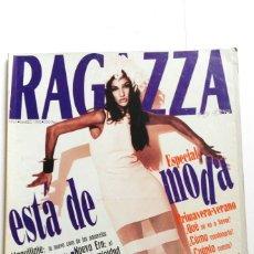 Coleccionismo de Revistas y Periódicos: REVISTA RAGAZZA Nº 41 MARZO 1993 - ELLE MACPHERSON. Lote 174215249