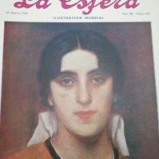 Coleccionismo de Revistas y Periódicos: LA ESFERA 1916 PAISAJES DEL MIERA (LA CAVADA,LIERGANES)-SANTA MARIA DE SIONES(VALLE DE MENA). Lote 174225587