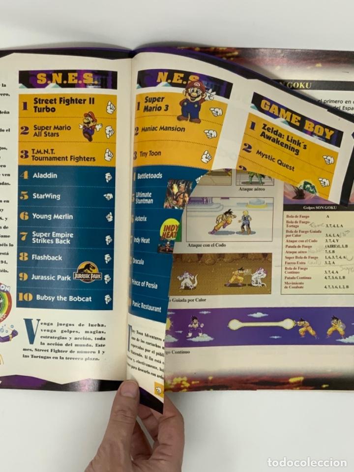 Coleccionismo de Revistas y Periódicos: NINTENDO ACCIÓN Nº16 - Foto 2 - 174240402