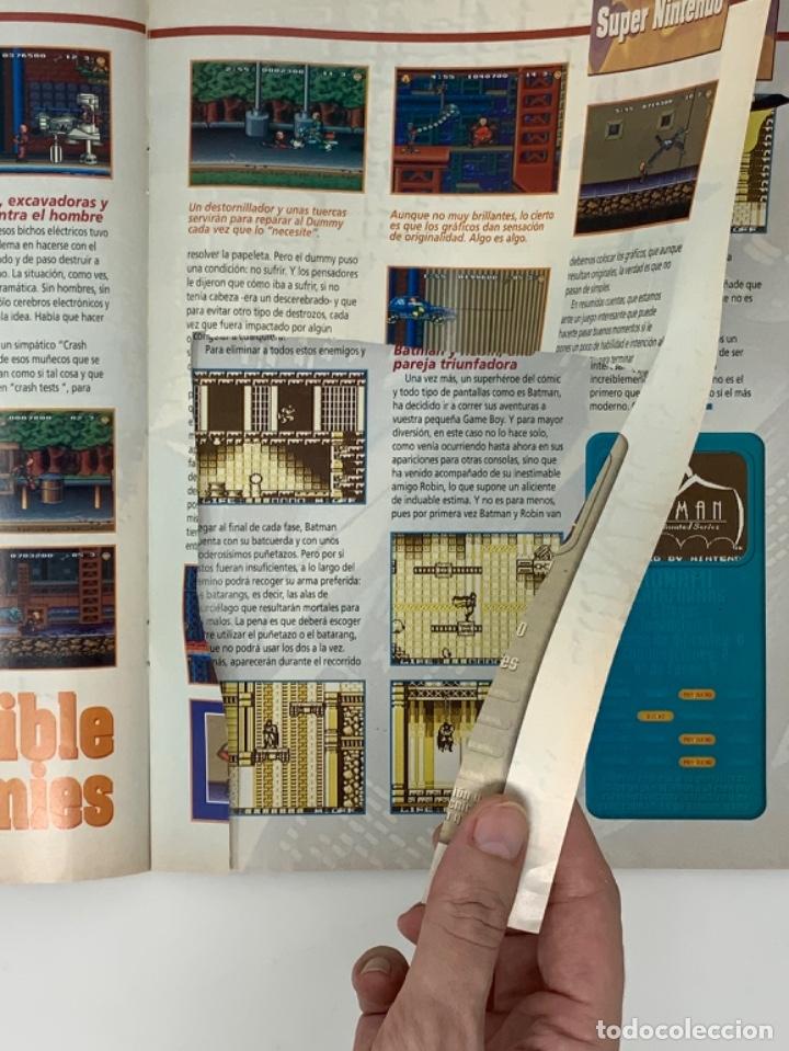 Coleccionismo de Revistas y Periódicos: NINTENDO ACCIÓN Nº16 - Foto 3 - 174240402