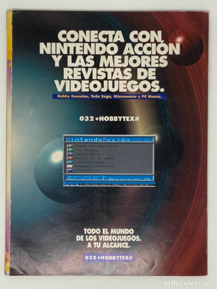 Coleccionismo de Revistas y Periódicos: NINTENDO ACCIÓN Nº16 - Foto 5 - 174240402