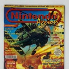 Coleccionismo de Revistas y Periódicos: NINTENDO ACCIÓN Nº 5. Lote 174241975