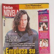 Coleccionismo de Revistas y Periódicos: REVISTA TELE NOVELA. Nº?????. ESPECIAL PASIÓN DE GAVILANES TDKR64. Lote 174288168