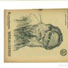 Coleccionismo de Revistas y Periódicos: EL APRENDIZ DE ZAPATERO. LEON TOLSTOI. Lote 174298287