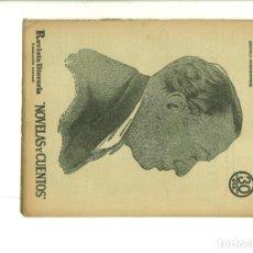 Coleccionismo de Revistas y Periódicos: EL MUERTO Y SU ADULTERIO. ANTONIO ROBLES. Lote 174300419