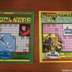 Coleccionismo de Revistas y Periódicos: CRUCIGRAMAS OCONORO. Lote 174319483