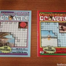 Coleccionismo de Revistas y Periódicos: CRUCIGRAMAS OCONORO. Lote 174319578