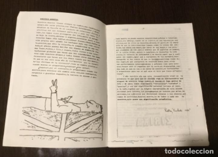 Coleccionismo de Revistas y Periódicos: Revista alternativa politica conflicto vasco - Foto 3 - 174347680
