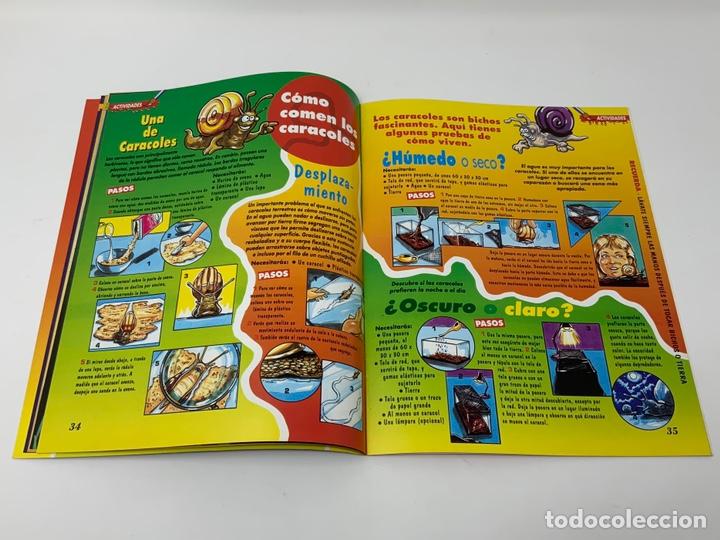 Coleccionismo de Revistas y Periódicos: BICHOS Nº 1,2,3 MAS SUPLEMENTO. PLANETA-DE AGOSTINI GAFAS 3D INCLUIDAS - Foto 10 - 174297053
