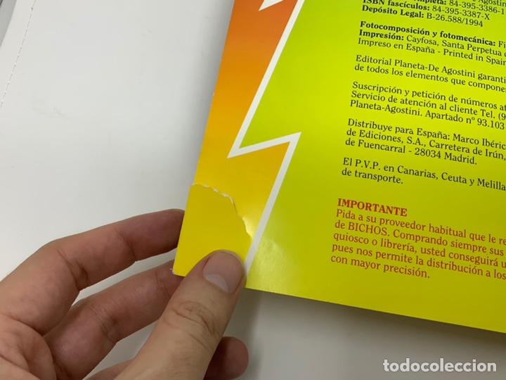 Coleccionismo de Revistas y Periódicos: BICHOS Nº 1,2,3 MAS SUPLEMENTO. PLANETA-DE AGOSTINI GAFAS 3D INCLUIDAS - Foto 13 - 174297053