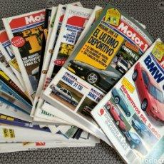 Coleccionismo de Revistas y Periódicos: LOTE 23 REVISTAS MOTOR 16 AÑO 1990. Lote 174438472
