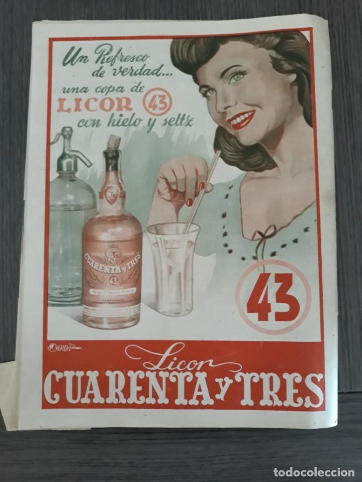Coleccionismo de Revistas y Periódicos: Lote de 14 revistas Semana del 1950 - Madrid, Semana Año XI – 1950 - Precio: 4 PTAS. - Foto 2 - 174456717