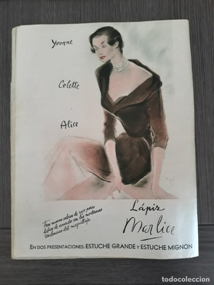 Coleccionismo de Revistas y Periódicos: Lote de 14 revistas Semana del 1950 - Madrid, Semana Año XI – 1950 - Precio: 4 PTAS. - Foto 6 - 174456717