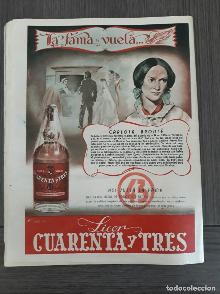 Coleccionismo de Revistas y Periódicos: Lote de 14 revistas Semana del 1950 - Madrid, Semana Año XI – 1950 - Precio: 4 PTAS. - Foto 8 - 174456717