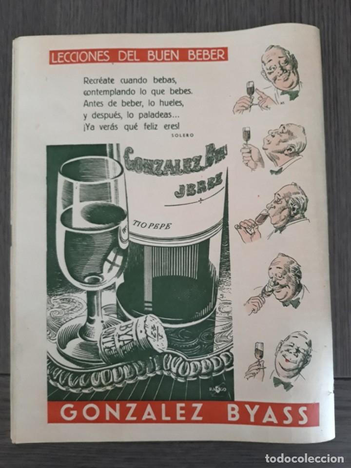 Coleccionismo de Revistas y Periódicos: Lote de 14 revistas Semana del 1950 - Madrid, Semana Año XI – 1950 - Precio: 4 PTAS. - Foto 12 - 174456717