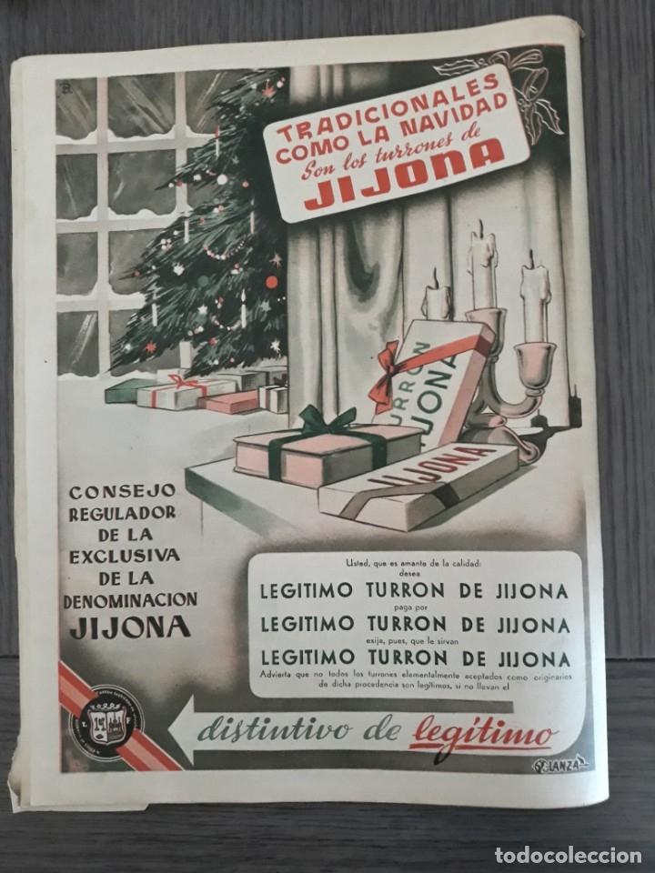 Coleccionismo de Revistas y Periódicos: Lote de 14 revistas Semana del 1950 - Madrid, Semana Año XI – 1950 - Precio: 4 PTAS. - Foto 16 - 174456717