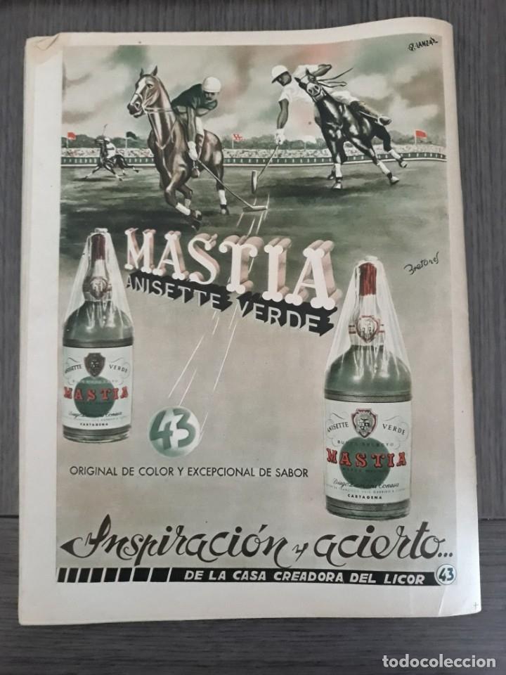 Coleccionismo de Revistas y Periódicos: Lote de 14 revistas Semana del 1950 - Madrid, Semana Año XI – 1950 - Precio: 4 PTAS. - Foto 22 - 174456717