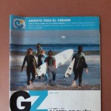 Coleccionismo de Revistas y Periódicos: REVISTA GACETA DE GIJÓN. NÚMERO 177. AÑO 2011. AYUNTAMIENTO DE GIJÓN.. Lote 174464908