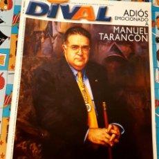 Coleccionismo de Revistas y Periódicos: REVISTA DIVAL. Lote 174468804