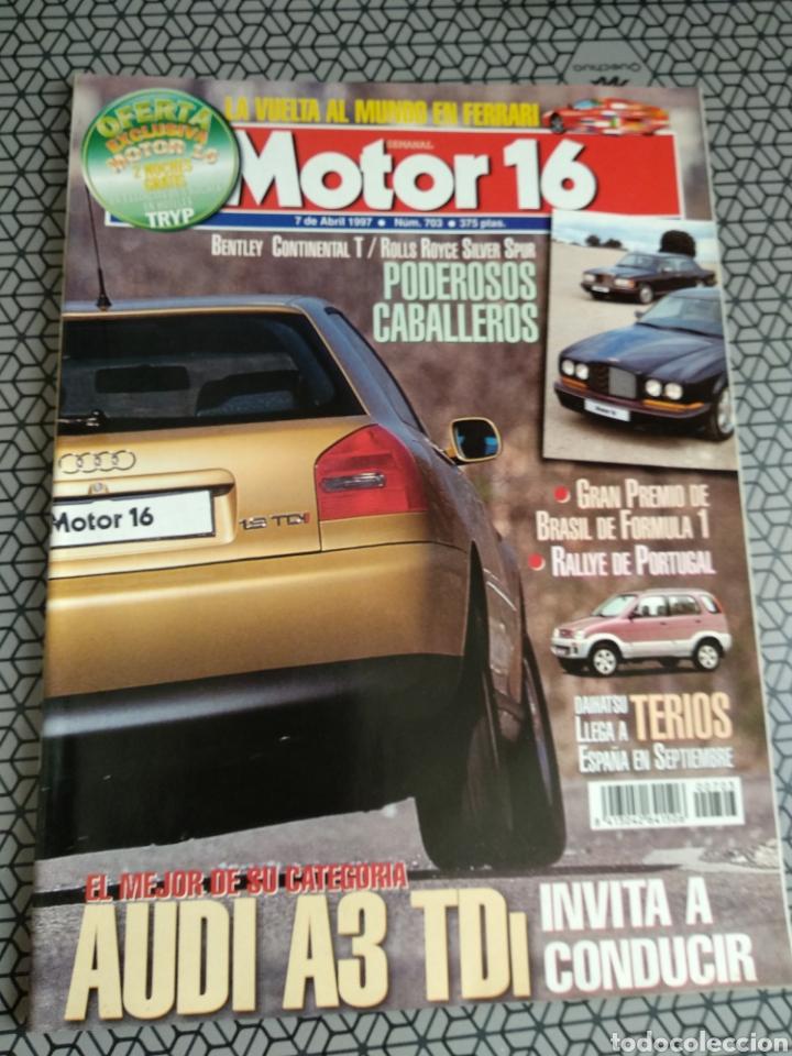 Coleccionismo de Revistas y Periódicos: Lote 50 revistas Motor 16 año 1997 - Foto 6 - 174488927