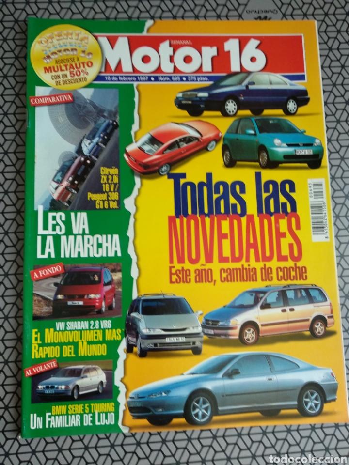Coleccionismo de Revistas y Periódicos: Lote 50 revistas Motor 16 año 1997 - Foto 8 - 174488927