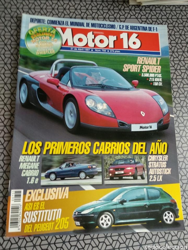Coleccionismo de Revistas y Periódicos: Lote 50 revistas Motor 16 año 1997 - Foto 9 - 174488927
